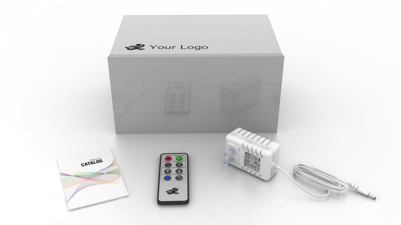product package box 3ds