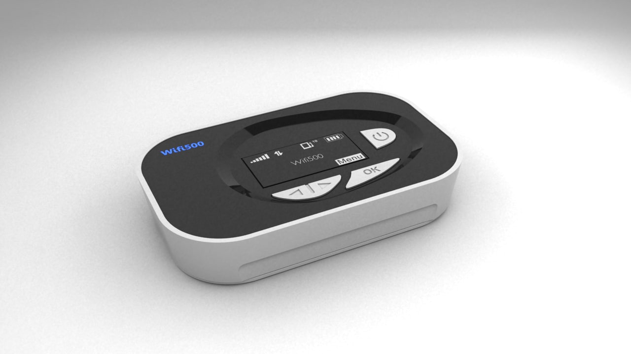 mifi500 intelligent mobile obj