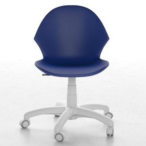 3d children chair model