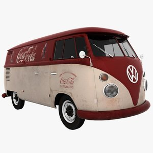 3ds transporter coca-cola