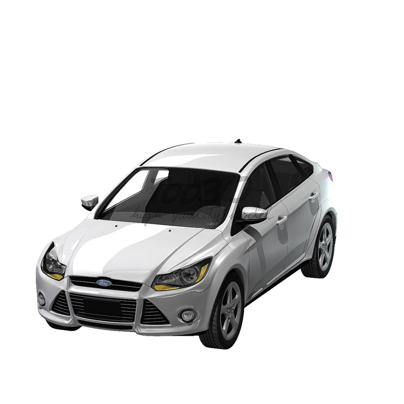 3d model focus