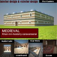 3d khan unity inn