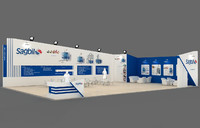 Exhibition Stand - ST0035