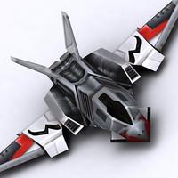 3DRT - Sci-Fi FIghter 12