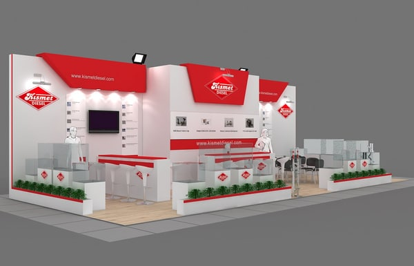 max fair stand exhibition