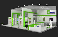 Exhibition Stand - ST0045