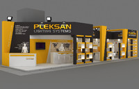 Exhibition Stand - ST0052