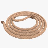 3d lasso cord