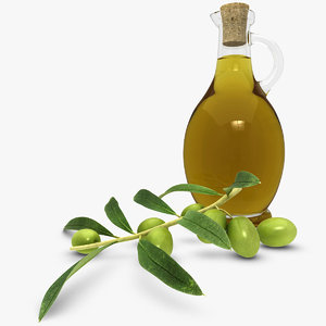 olive oil 3ds