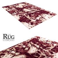 rug company ember 3d model