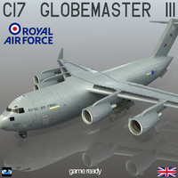 C-17 Globemaster III ROYAL AIR FORCE