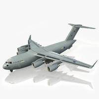 C-17 Globemaster III RAF