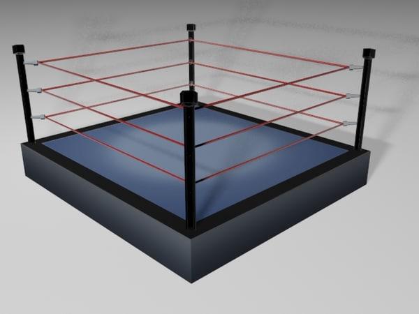 wrestling arena 3ds free