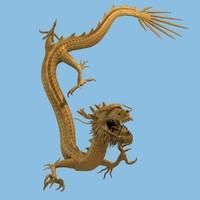 Chinese Dragon 4