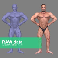 Photorealistic Bodybuilder