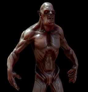monster creature max
