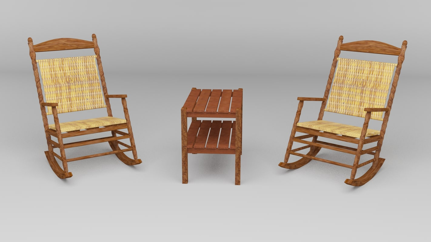 chairset chair obj free