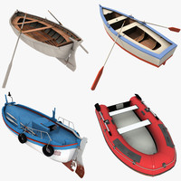max rowboats fishing boat