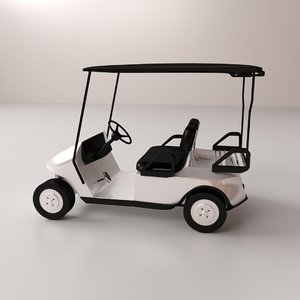 golf cart 3ds