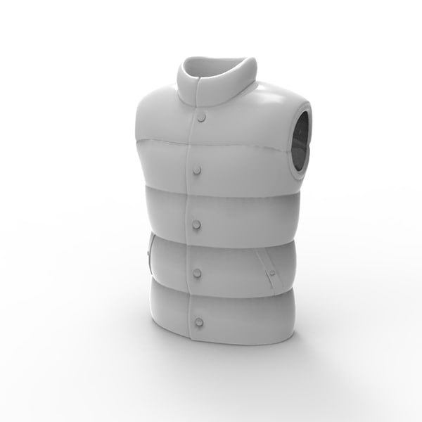 max vest jacket