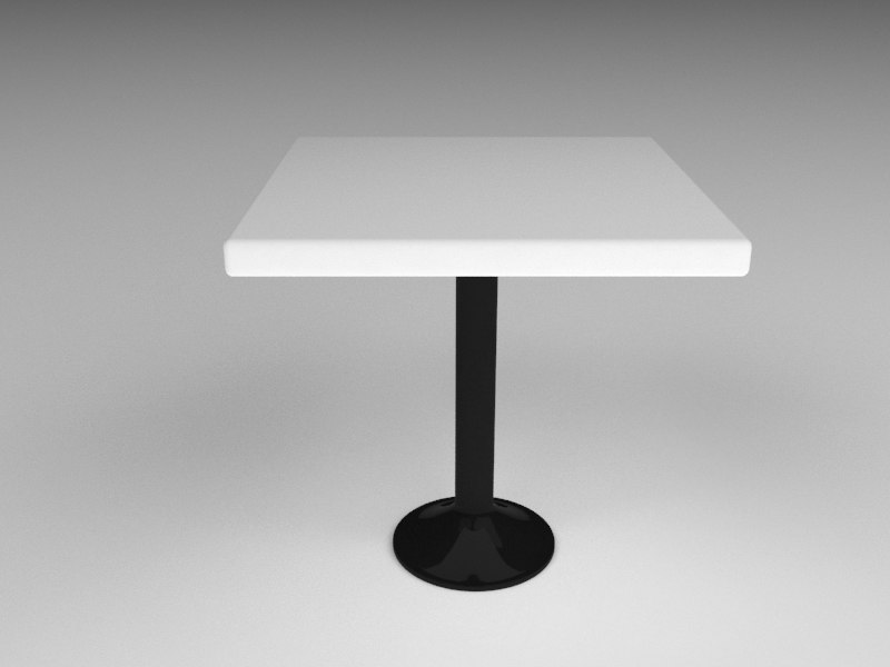 peggie table 3d 3ds