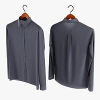 shirt 3d max