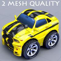 Mus80 car toon
