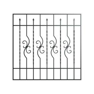 window bars 3d model