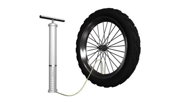 3d tyres tires wheels model