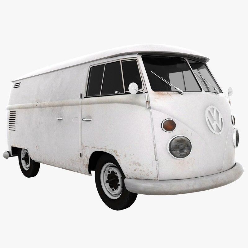 transporter t1 3d model
