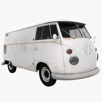 VW T1 White
