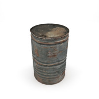 barrel 3d 3ds