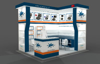 Exhibition Stand - ST0054