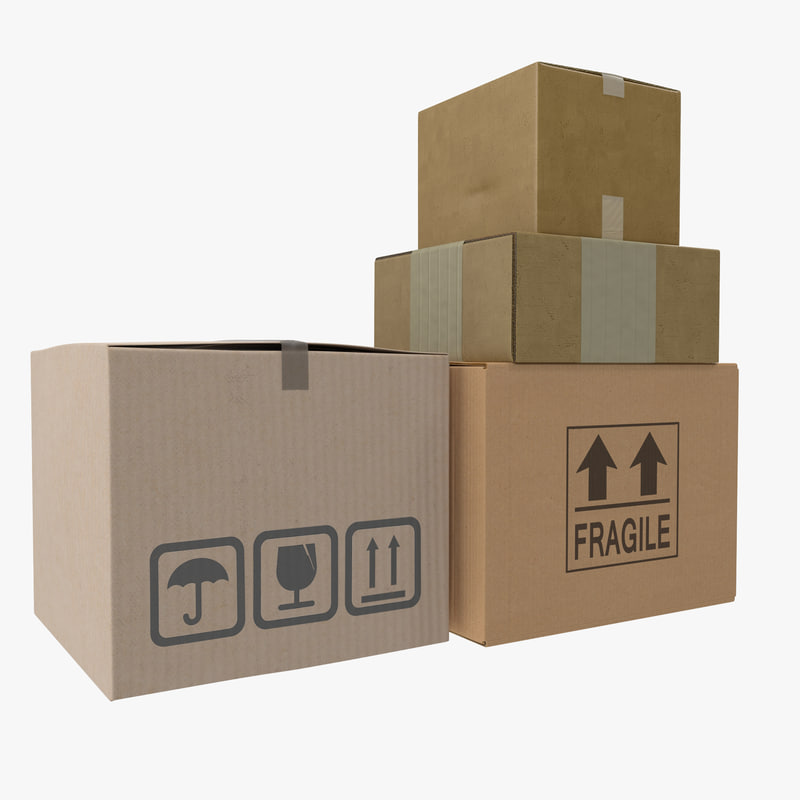 max cardboard boxes