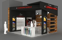 Exhibition Stand - ST0066
