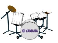 drums 3d lwo