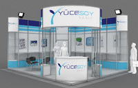 Exhibition Stand - ST0061