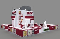 fair stand exhibition max