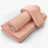 3ds max towel cloth fabric