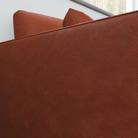 Brown seamless leather texture