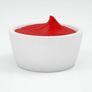 max sauce-boat ketchup