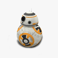 max bb-8 modeled