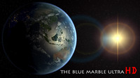 The Blue Marble Ultra HD