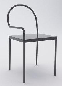 3d model desalto riga chair
