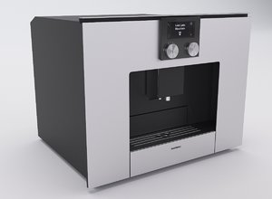 gaggenau cmp 250 3d model