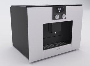 gaggenau cmp 250 3d model