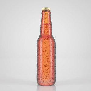 3ds max beer bottle
