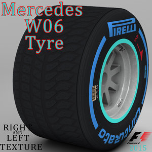 pirelli tyre w06 3ds