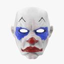 clown 3D models