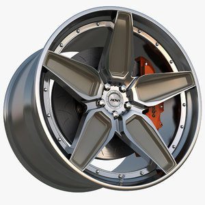 obj wheel adv5s track spec
